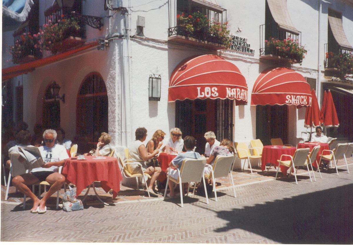 02 Cafeteria Los Naranjos