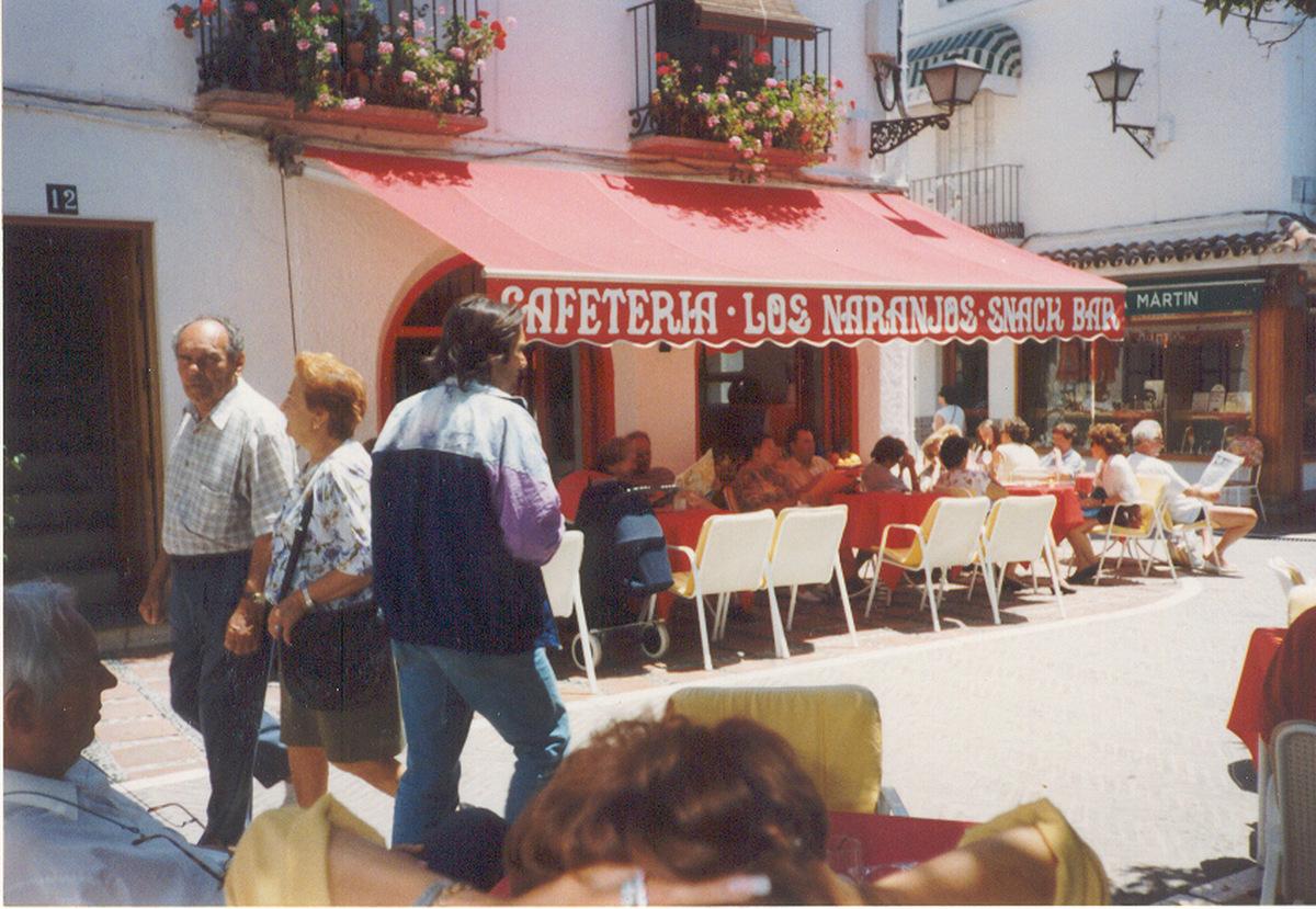 03 Cafeteria Los Naranjos